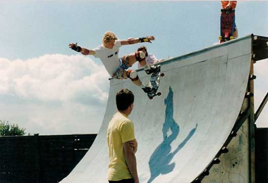the influence of alan gelfand on skateboarding sport Alan gelfand this article  alan ollie gelfand started skateboarding in 1974 after his father bought him his first skateboard  and winning many of the sports .